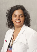 Lalitha Hansch, MD, FAAFP, DABMA Program Director
