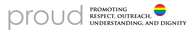 Promoting Respect, Outreach, Understanding, and Dignity Logo