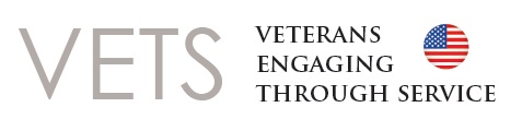 Veterans Engaging Through Service Logo