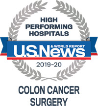 High Performing Hospitals - Colon Cancer Surgery