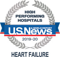 High Performing Hospitals - Heart Failure