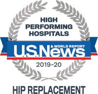 High Performing Hospitals - Hip Replacement